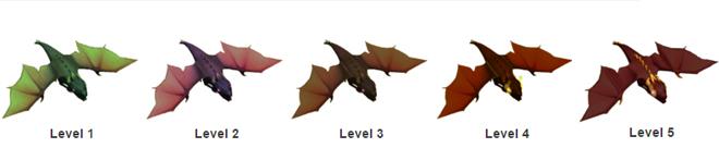 سطح لول دراگون (اژدها) کلش ایست نگاه , اژدها دراگون باراکس پادگان کلش , لول دراگون دراگ اژدها ارتقاء دراگون کلش
